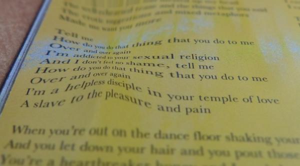 sexual religion