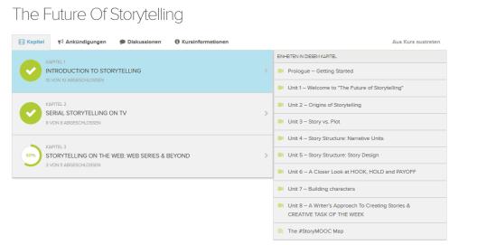 Storytelling Kapitel 1
