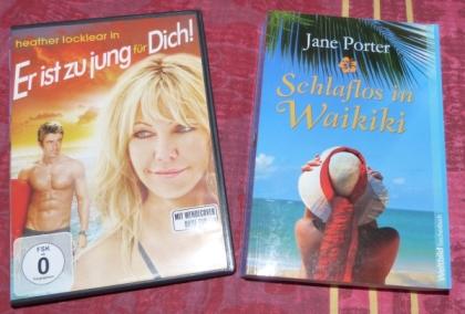 DVD und Buch