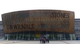 Cardiff, Millenium Centre