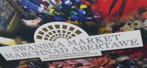 Swansea Market...