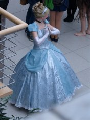 Cinderella in Pose