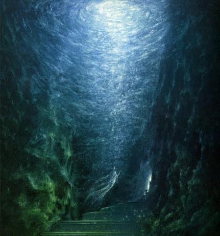 Hechelmann Märchen Seite 258 Wasserlichttreppe