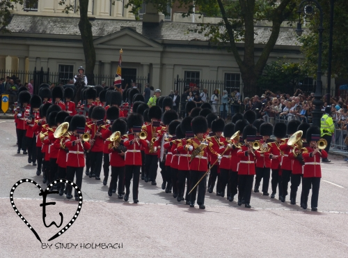 ~ London Part 5 – The Guards Changing / Gardewechsel~